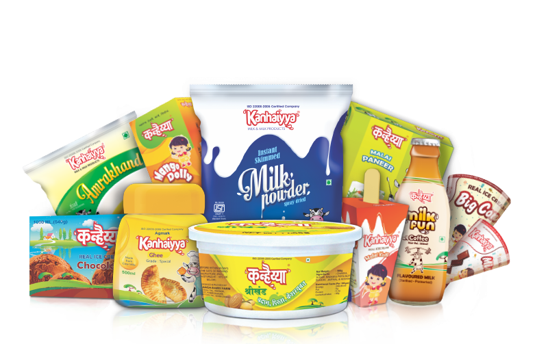 Milk powder manufacturer and export in India